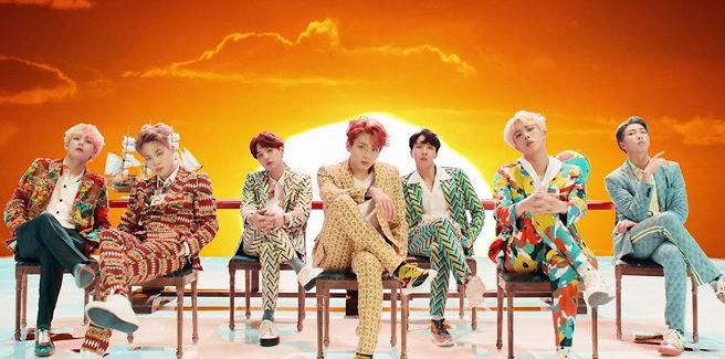 I BTS rinnovano in anticipo il contratto con la Big Hit
