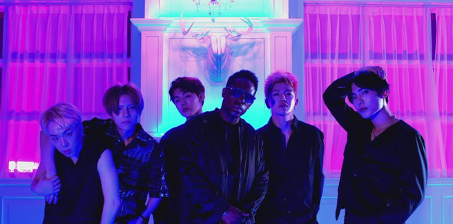 Il DJ francese HCUE con gli A.C.E in 'I Feel So Lucky'