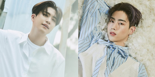 Mark e Youngjae dei GOT7 nelle ultime pre-release 'OMW' e 'Sunrise'