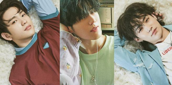 Yugyeom, JB e Jinyoung dei GOT7 nelle pre-relese soliste di 'Present: YOU'