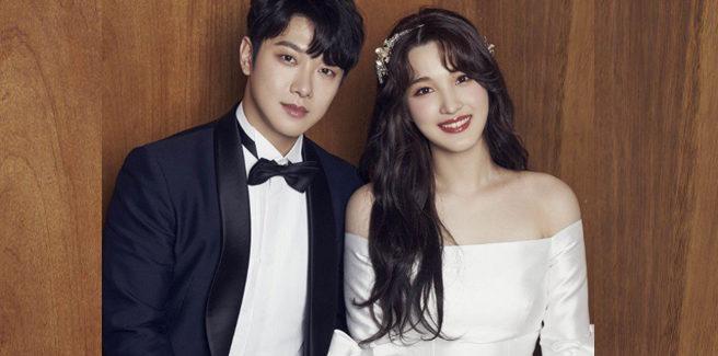 Minhwan (FT-Island) e Yulhee (ex-LABOUM) di nuovo genitori di due gemelline!