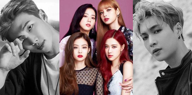 Cosa hanno in comune RM dei BTS, Lay degli EXO e le BLACKPINK?