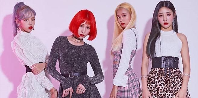 Rose Finger debuttano con la hip-hop 'HIBIDI POP'