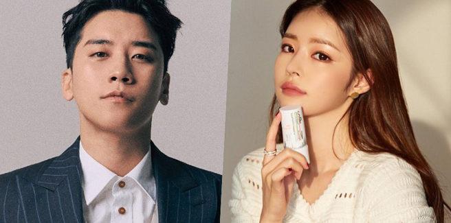Nell'auto di Seungi, ex-BIGBANG, il giorno dell'arruolamento c'era l'attrice Yoo Hye Won?