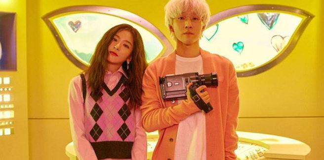 Zion.T collabora con Seulgi (Red Velvet) per 'Hello Tutorial' con MV ispirato al film 'Inside Out'