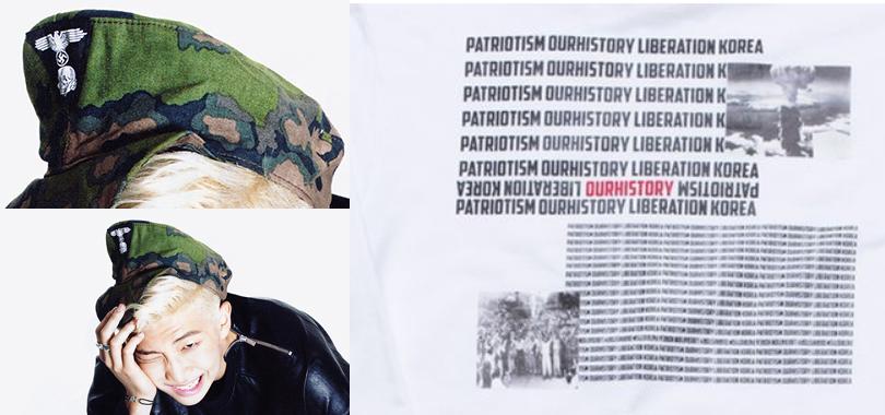 cerca genuino miglior fornitore prezzo basso Le t-shirt e cappelli delle controversie dei BTS: dalla ...