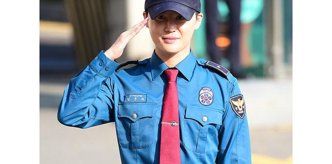 Junsu dei JYJ conclude il servizio militare