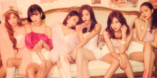 "Le Apink regalano ai fan ""Everybody Ready?"" per l'ottavo anniversario"