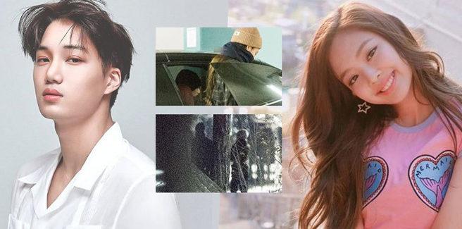 L'amore tra Kai degli EXO e Jennie della BLACKPINK è già finito