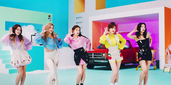 Le Red Velvet tornano in Giappone con 'SAPPY'