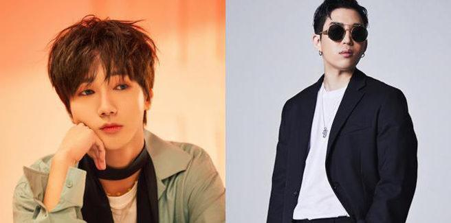 Yesung dei Super Junior e Bumkey in 'Carpet'