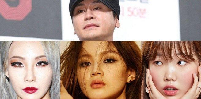 Che faranno CL, Lee Hi e Lee Soohyun? YG risponde