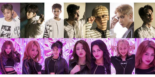 Gruppi Kpop senza coreani, Zgirls e Zboys, debuttano ufficialmente