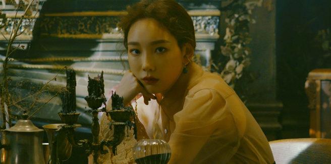 Taeyeon (SNSD) nel sognante video di 'Four Seasons'