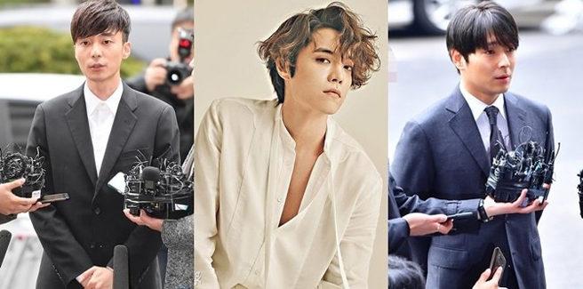 Roy Kim, Eddy Kim e Choi Jong Hoon ammettono di aver fatto o condiviso foto e video illegali