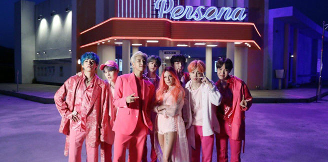 "I BTS sono pronti a conquistarvi definitivamente con ""Boy With Luv"" feat. Halsey"