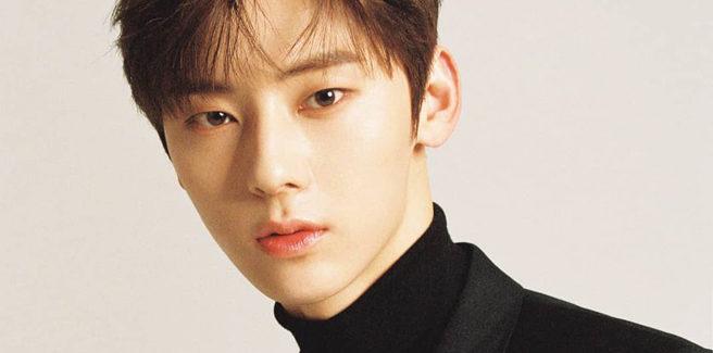 #CiaoWeen L'odore bellissimo di Minhyun dei NU'EST, ex-Wanna One
