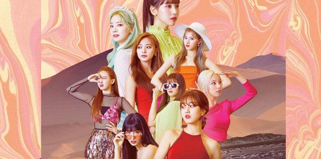 Le TWICE sono il gruppo femminile k-pop che vende di più in 7 giorni su Hanteo
