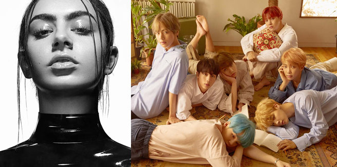 BTS e Charli XCX in 'Dream Glow', OST del gioco BTS WORLD