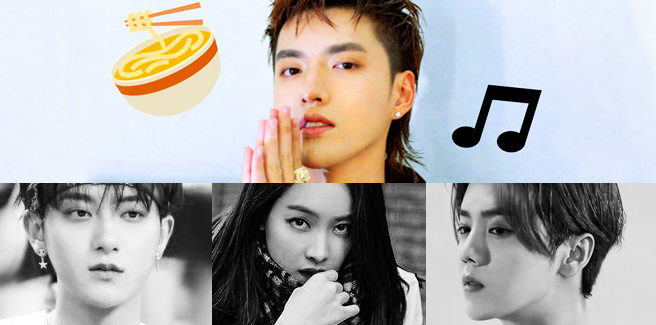 """Luhan, Tao, Victoria ballano su """"Big Bowl, Thick Noodle"""" di Kris, nuovo trend in Cina"""