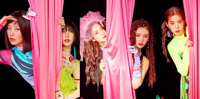 """Le Red Velvet sono pronte alla magia con """"Zimzalabim"""""""