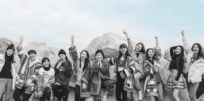 Ascolta i solo delle Rocket Girls, vincitrici di Produce 101 China, con Meiqi e Xuanyi delle WJSN