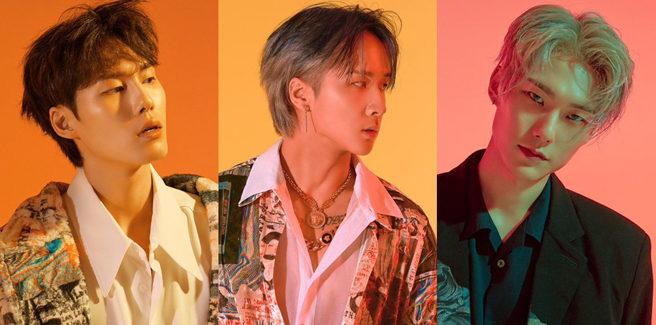 Ravi (VIXX), Cold Bay e Xydo in 'Fashionable'