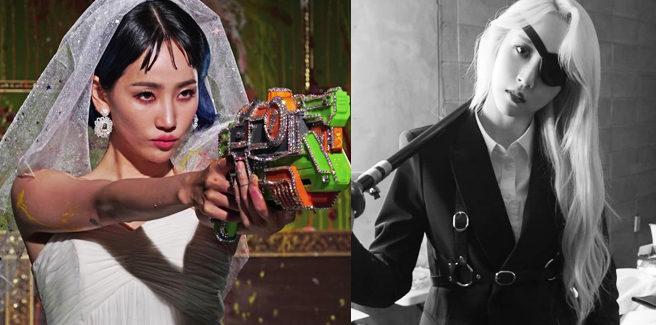 """HA:TFELT, ex-Wonder Girls, torna con """"Happy Now"""" con Moonbyul delle MAMAMOO"""
