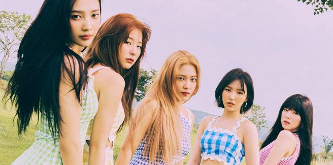 """Le Red Velvet si muovono al ritmo di """"Umpah Umpah"""""""