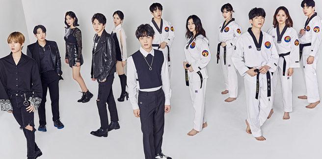 "I K-Tigers Zero, noto gruppo Taekwondoo, debuttano con ""Now"" e ""Side Kick"""