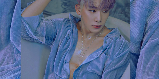 Wonho, ex-MONSTA X, è pronto al debutto