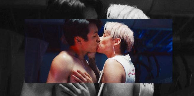 Amber Liu e quel bacio appassionato in 'Other People'