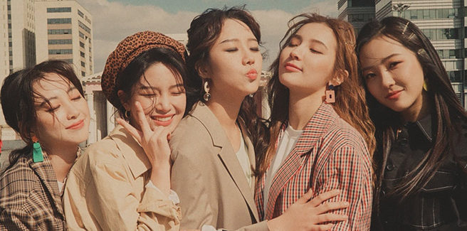 Le ELRIS girano l'Ulaanbaatar in 'Miss U'
