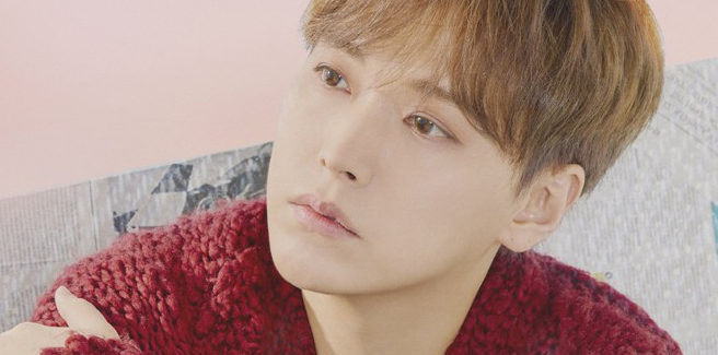 Sungmin dei Super Junior debutta da solista con 'Orgel'