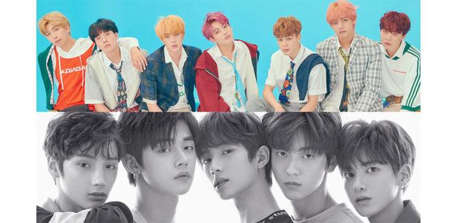 Faida in corso tra Big Hit (BTS e TXT) e MBC?