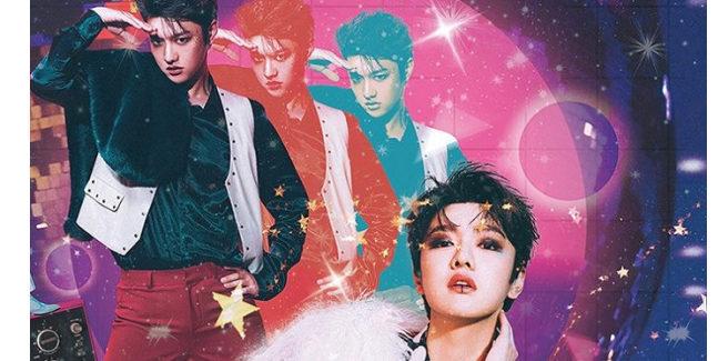 Shin Wonho dei Cross Gene nella disco 'Invasion'