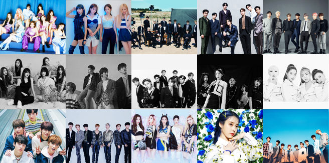 Chi ha venduto di più nel k-pop nel 2019? Chi saranno re e regine dell'anno appena passato?