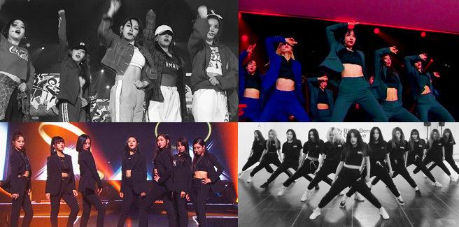 Quali sono le migliori dance cover dei gruppi femminili delle canzoni di ragazzi nel kpop?