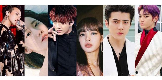 IDN Times individua gli idol K-pop più noti al grande pubblico?