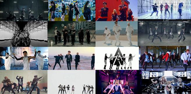 Questi i gruppi maschili più popolari in Corea del Sud in questo momento
