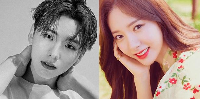 Kihyun dei MONSTA X e Bona delle WJSN sono o non sono fidanzati?