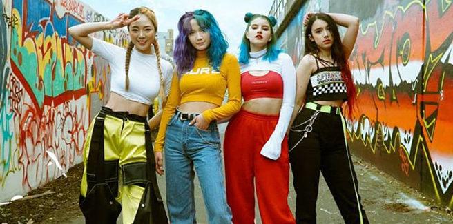 Il gruppo inglese K-pop KAACHI debutta con 'Your Turn'
