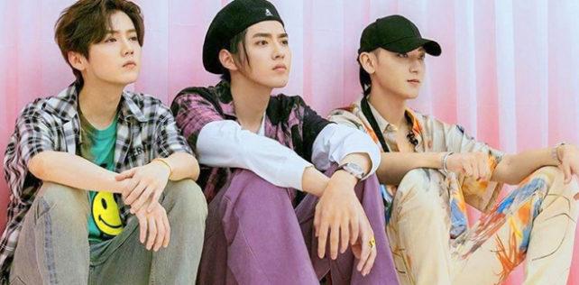 Kris, Luhan e Tao, ex-EXO, di nuovo insieme su un palco dopo sei anni
