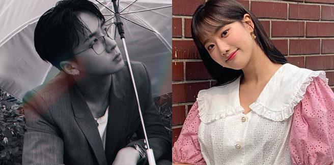 "Ravi (VIXX) e Naeun (April) in una rassicurante performance di ""Rain ♡"""
