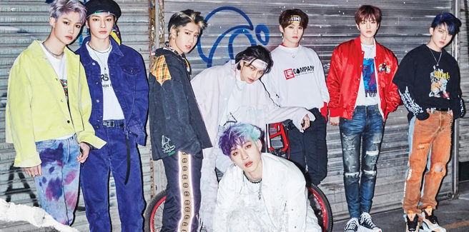 "Gli Stray Kids si scatenano nell'MV di ""Easy"""
