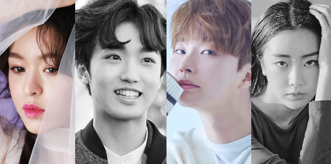 MONIKA (ex-Badkiz), DALsooobin, Sunyoul (UP10TION) e Jungmin (ex-Boyfriend) si sfideranno con la musica trot?