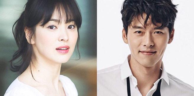 Rumor su Hyun Bin e Song Hye Kyo?