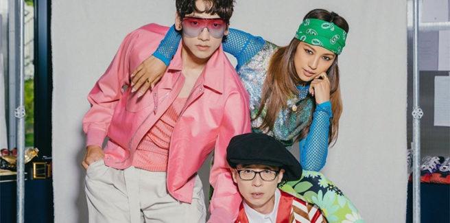 """Gli SSAK3 (Lee Hyori, Yoo Jae Suk, Rain) tornano con la potente """"In Summer"""""""