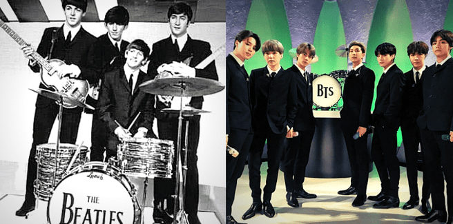 I BTS e i Beatles unici gruppi a vendere 1 milione di album nel 2020?