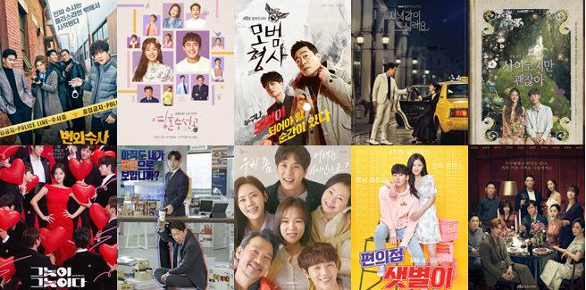 Questi sono i 10 K-drama più cercati del 2020 in Corea del Sud
